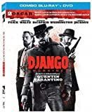 Django Unchained-Combo Blu-Ray + DVD-Quentin Tarantino