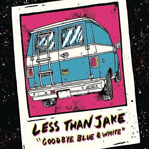 Goodbye Blue & White