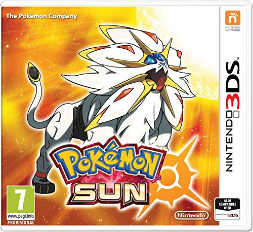 3Ds Pokemon Sun (Eu)