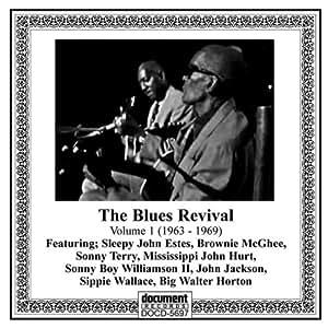 Vol.1-Blues Revival 1963-1969