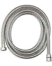ANNA Stainless Steel 1 Meter Flexible Shower Hose Hand Shower Hose Replacement Shower Tube, Health Faucet Tube, Flexible Tube