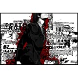 Anime Cartoon Wall Poster For Office, Kids & Baby Room With Digital Print -AIAU1WPA:1327