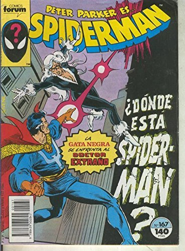 Spiderman volumen 1 numero 164