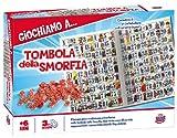 Grandi Giochi GG90002 - Tombola Napoletana ,48 Cartelle