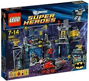 LEGO Super Heroes 6860: The Batcave