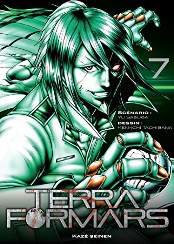 Terra Formars Edition simple Tome 7