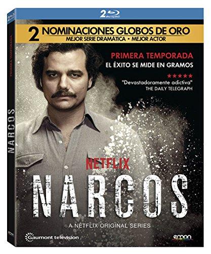 Narcos [Blu-ray]