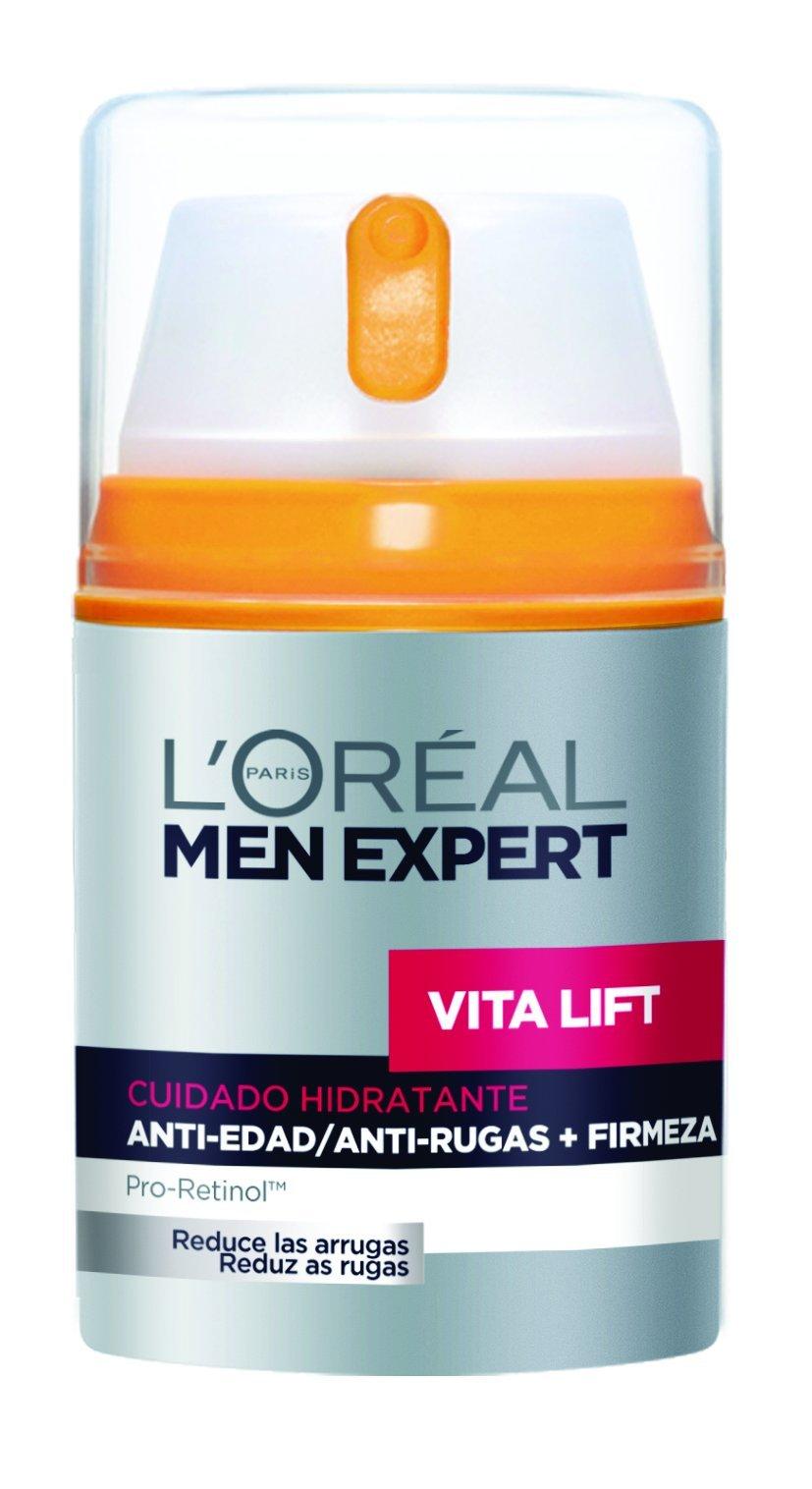 L'Oréal Paris Men Expert Integral Vita Lift Hidratante Diario Anti-Edad 50 ml