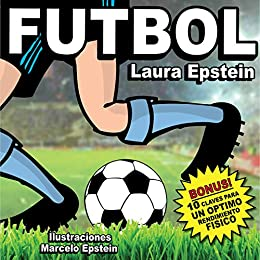 Libro infantil ilustrado:Fútbol - En Español (5 a 11 años