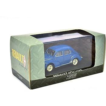 Atlas Renault 4CV Luxe Echelle 1/43 Collection Les Voitures de Mon père  aux Editions