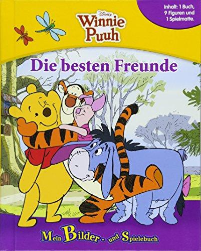 Spiel- und Beschäftigungsbücher Winnie Puuh: Spiel- u. Beschäftigungsbuch