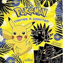 Mes Cartes à gratter - Pikachu et ses amis