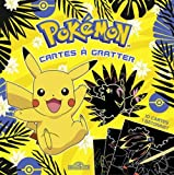 Pokémon - Mes Cartes à gratter - Pikachu et ses amis