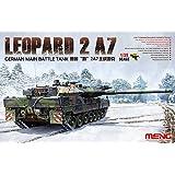 Meng TS-027 - Modellbausatz German Main Battle Tank Leopard 2 A7
