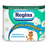 Regina Cartacamomilla Carta Igienica, 4 Rotoli