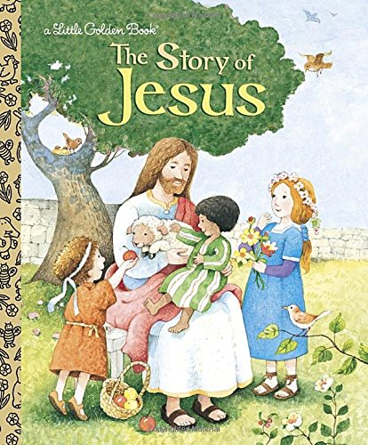 Story of Jesus (Little Golden Book)