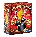 Clementoni - 62417-Le chapeau magique...et ses 40 tours surprenants-MAGIE