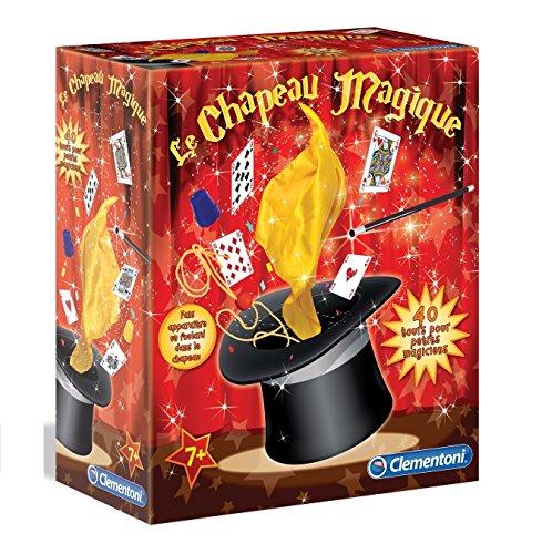 Preisvergleich Produktbild Clementoni – 62417-le Hut Magische... und seine 40 U surprenants-magie