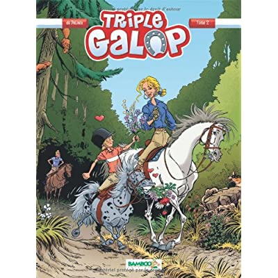 Triple galop, Tome 2 :