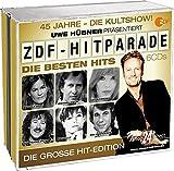 Uwe Hübner präsentiert - ZDF Hitparade - die besten Hits - 6 CD-Box