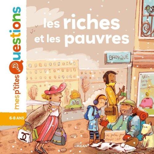 Les riches et les pauvres par Pascale Hédelin