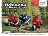 Revu Moto Technique, n°77 : Piaggio Vespa PX Arcobaleno (84 à 90), Corsa LX 125-LX 200 (88 à 90) - Kawasaki ZX 10-1000 Tomcat (1988 à 1989)