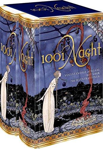 Preisvergleich Produktbild 1001 Nacht - Tausendundeine Nacht: mit ca. 700 Illustrationen