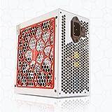 KKmoon Segotep Alimentation PC 600W GP700P ATX 80Plus Platinum PSU Active PFC DC-DC 94% Efficacité Universel Entrée AC 100-240V