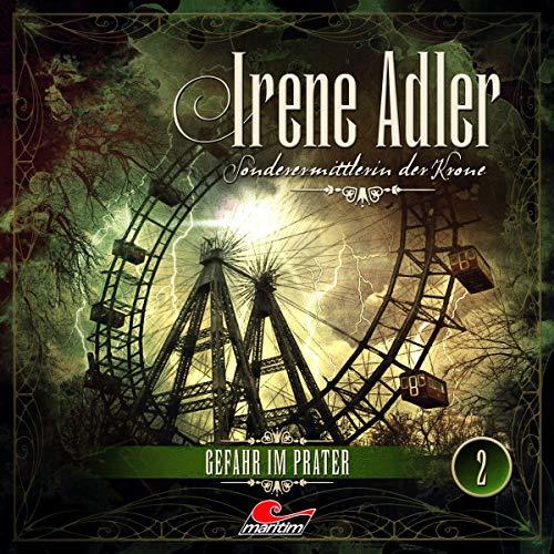 Irene Adler 02-Gefahr im Prater -