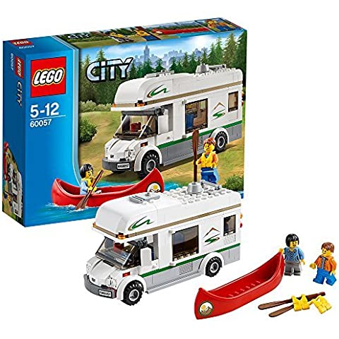 LEGO(R) City Great Vehicles Camper Van (60057) by LEGO