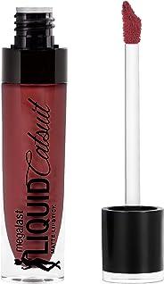 Wet 'n Wild Megalast Liquid Catsuit Matte Lipstick, Give Me Mocha, 6g