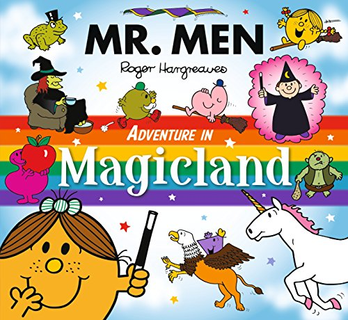 Mr Men Adventure in Magicland (Mr. Men and Little Miss Adventures)