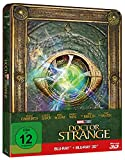 Doctor Strange 3d+2d Exclusive Limited Edition Steelbook Blu-ray Region Free Blu-ray Region Free (Import)