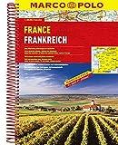 Frankreich Reiseatlanten by Polo Marco (2007-03-31)