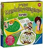 Ravensburger 29742 - Loisir Créatif - Deco Mandala Designer - Horses