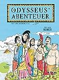Odysseus' Abenteuer / Odysseus Abenteuer (Comic): Frei nach Homer und Gustav Schwab