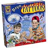 Creative Toys - Ct 5542 - Kit Loisirs Créatifs - Boys Tattoos
