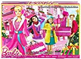 Barbie Mattel Clr43 Calendario Avvento