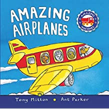 Amazing Airplanes (Amazing Machines) (English Edition)