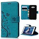 For Samsung Galaxy J5 2016 Case - Badalink PU Leather