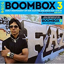 Boombox 3, Early Independent Hip Hop, Electro And Disco Rap 1979-83 2cd