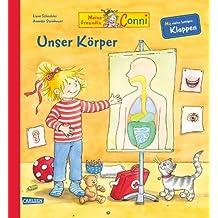 Conni-Bilderbücher: Meine Freundin Conni - Unser Körper: Pappen-Sachbuch