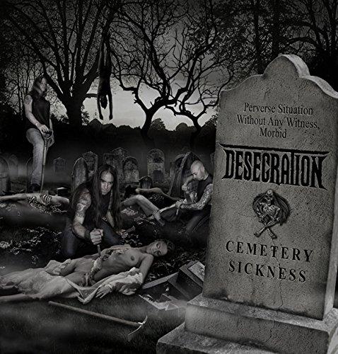 Desecration: Cemetery Sickness [Vinyl LP] (Vinyl)