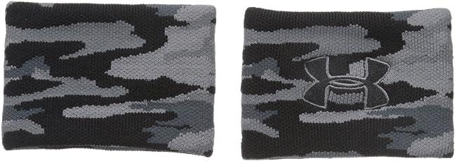 Under Armour Ua Jacquard Wristbands, Braccialetto Unisex Adulto