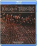 Pack Juego De Tronos - Temporadas 1-4 [Blu-ray]