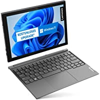 Lenovo IdeaPad Duet 3i 26,2 cm (10,3 Zoll, 1920x1200, Full HD, WideView, Touch) 2-in-1 Tablet (Intel Celeron N4020, 4GB…