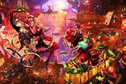 Guru Alice dans Future World Puzzle But (Japon import / Le paquet et le Femmeuel sont crites en japonais) | Online Shop