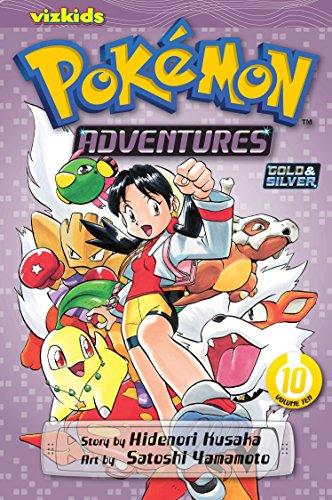 Pokemon adventures. Volume 10