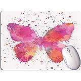 FlyInk Mini Tappetino per Mouse, Dimensione 240x200x2mm, Resistente all'Acqua, Base in Gomma Antiscivolo, per Mouse PC/Mac/La