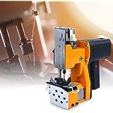 Hukoer Draagbare naaimachine, 2 seconden/zak, 220 V, zaksluitmachine, industriële naaimachine voor stoffen zak, papieren zak,